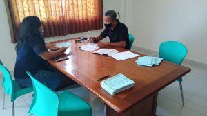 Mahasiswa STIM SB Registrasi Rencana Studi Semester Ganjil 2020/2021
