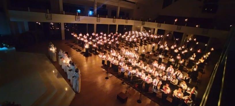Perayaan Sabtu Suci, Puncak Pekan Suci Paskah 2021 ISB