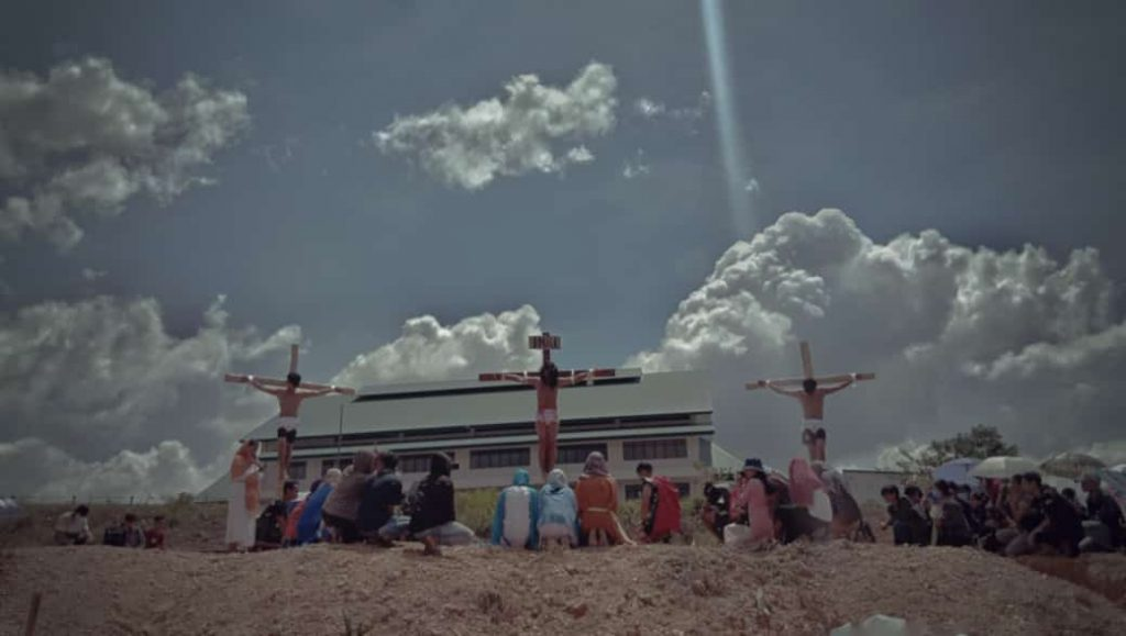 Drama Jalan Salib Awali Prosesi Jumat Agung 2021 ISB