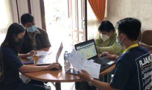 Kegiatan Relawan Pajak Institut Shanti Bhuana