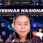 Wujudkan Pendidikan Anak Berkarakter: PGSD STKIP Persada Khatulistiwa Sintang Dan PGSD ISB Gelar Webinar Dihari Anak Nasional