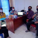 HMTI ISB Bantu Kembangkan Aplikasi Inventaris Digital Berbasis Website di Perumdam Tirta Bengkayang